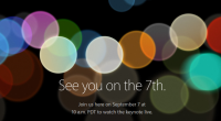 iphone 7 apple event live 7. sep