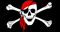 ulovlig streaming pirat