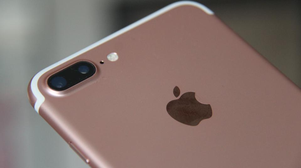 iphone 7 plus skærm reparation