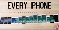 alle iphones benchmarktest