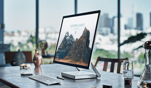 surface studio pris lancering