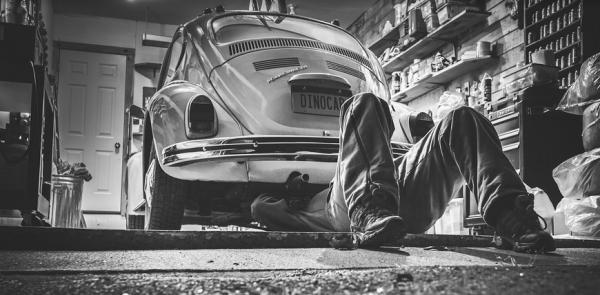 apps til vedligehold bil