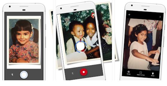 google photoscan app