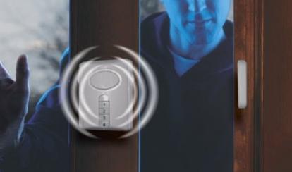 GE Personal Security Alarm Kit