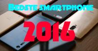 bedste smartphone 2016