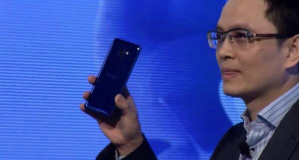 HTC mobil safirglas