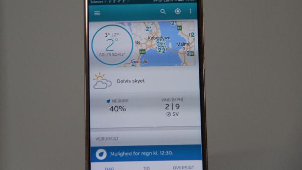 bedste vejr app weather underground