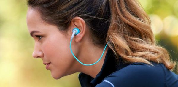 JBL Inspire 500 bedste bluetooth headset fitness træning