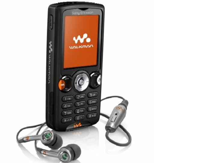 MP3-spilleren smeltede ind i mobilen med Sony Ericsson Walkman.
