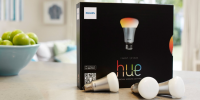philips hue air polution